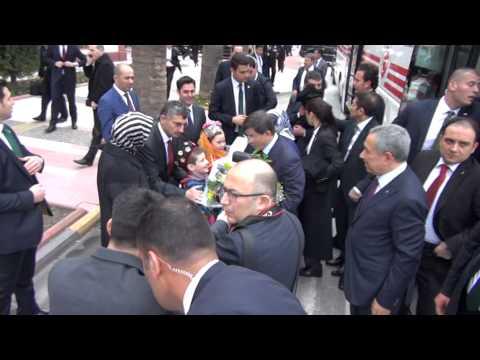 Başbakanınız Sayın Ahmet Davutoğlu'nun Manisa'mızı Ziyareti