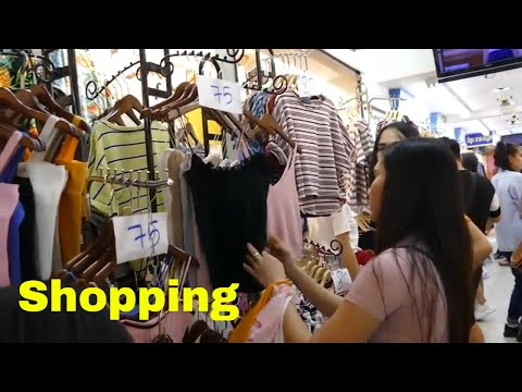 Cheapest Shopping in Bangkok | Pratunam Market ,Thailand 201