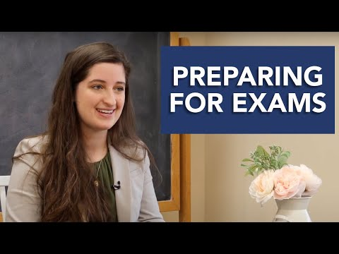 Preparing for Exams  |  5 Challenges Freshmen Face Series w/ Maribeth Kelly