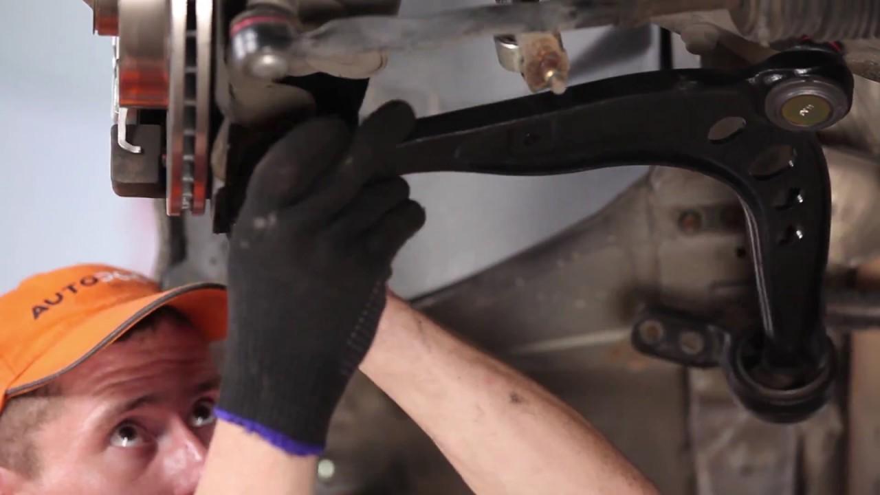 Wie Bmw 3 E36 Querlenker Vorne Wechseln Tutorial Autodoc