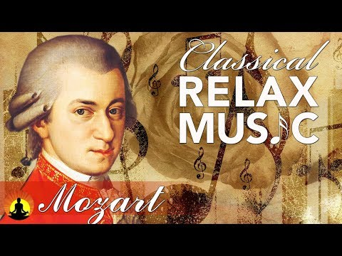 Music for Stress Relief, Classical Music for Relaxation, Instrumental Music, Mozart, �