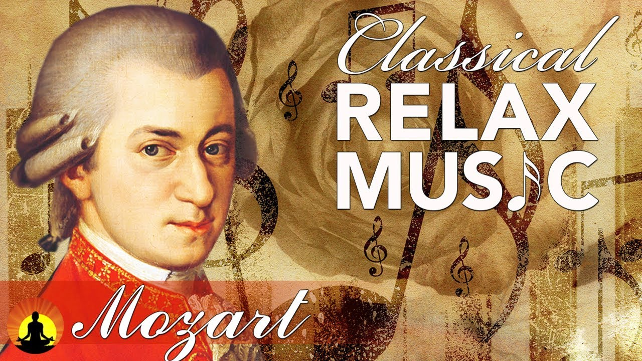 Music for Stress Relief, Classical Music for Relaxation, Instrumental Music, Mozart, ♫E092 #1