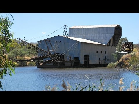 Gold Dredge The Gold Rush And The Hunt For GOLD