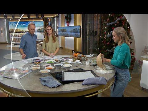 Saftiga Bakverk - Med En Hemlig Ingrediens - Nyhetsmorgon (TV4)