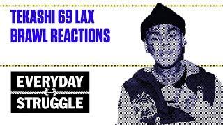 Tekashi 69 LAX Brawl Reactions | Everyday Struggle