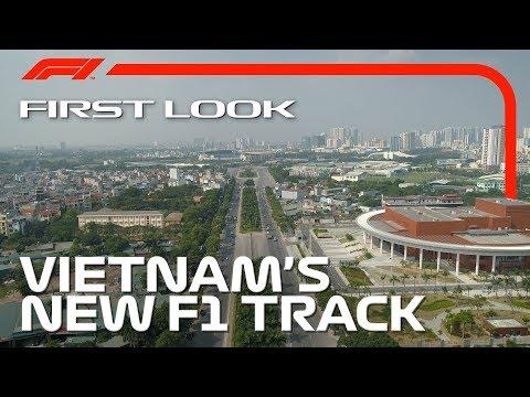 Exploring Vietnam Street Circuit | Vietnam Grand Prix Mp3