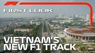 Exploring Vietnam Street Circuit   Vietnam Grand Prix