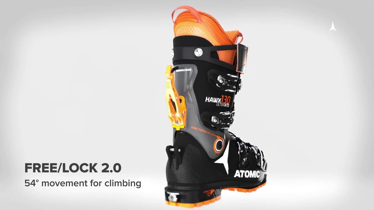 Chaussures ski Atomic Hawx Ultra XTD 2018 - YouTube 73adaec189e6