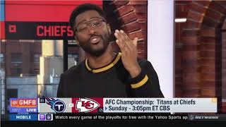 Good Morning Football: Titans at Chiefs - Can The Titans Stop Tyreek Hill & The Chiefs Offense?