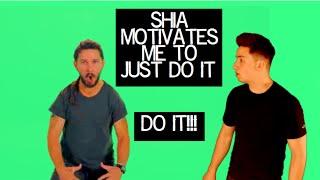 Download Lagu Shia LaBeouf motivates me to JUST DO IT!!! mp3