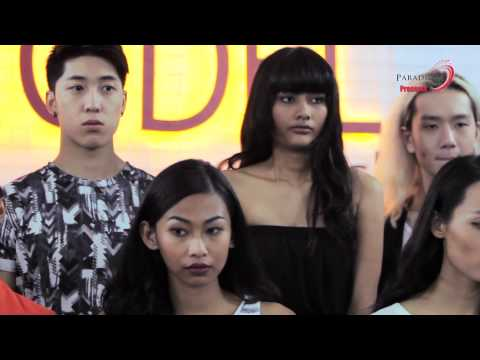 Malaysia Supermodel Search 2015 | EP 2 | = 1st surprise challenge = photoshoot video shoot =