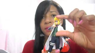 Unboxing #4 Bonecos do Naruto do Aliexpress