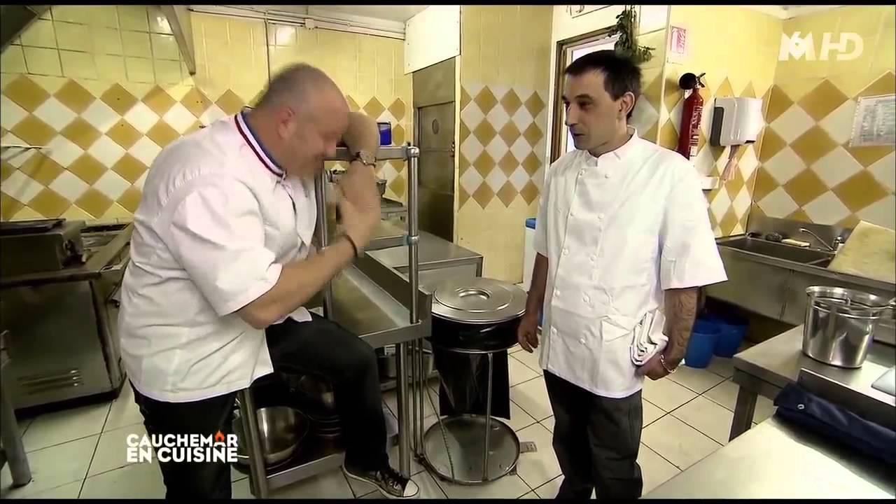 Caumhemar en cuisine emission 2 le moulin de la grasiho youtube - Cauchemar en cuisine la bulle ...