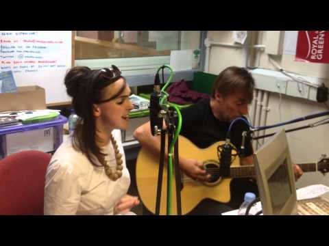 Emma Divine Acoustic Live on Meridian Radio with Tony Morley