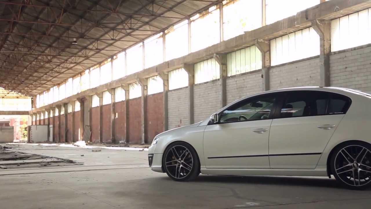 All Star Applies Car Wrapping Vw Passat 3m White Satin