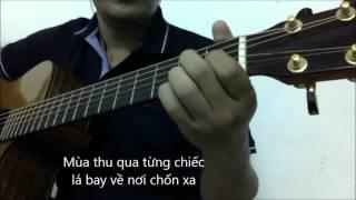 Kiep rong buon (Dan Truong) [Guitar solo] [K'K]
