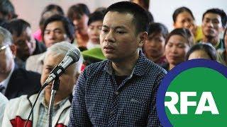 Dân giữ đất can đảm hơn qua án tử hình ở Đắk Nông | © Official RFA