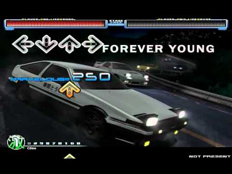 Initial D - Forever Young [Stepmania]