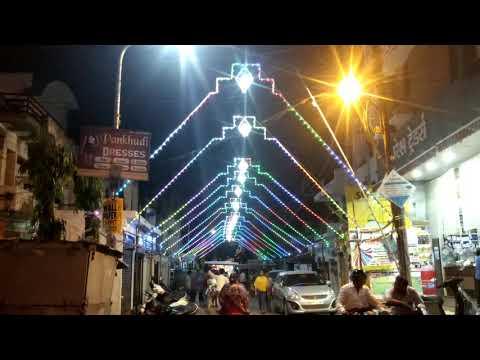 Pixel LED Street Lighting Nagpur.