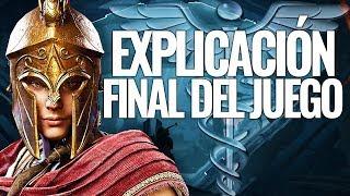 Assassin's Creed Odyssey | EXPLICACIÓN de TODOS LOS FINALES del JUEGO (ENDING) | Análisis