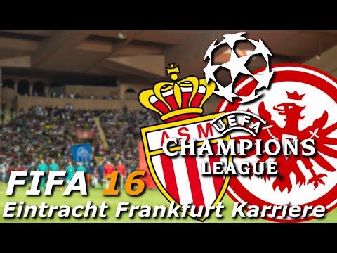 FIFA 16 KARRIEREMODUS #63-AS Monaco l FIFA 16 Karriere Eintracht Frankfurt/Let's Play