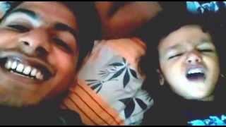 Kutte kamine mai tera by my Brother & cute nephew.!