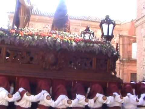 HERENCIA (CIUDAD REAL), 1ª PARTE PROCESIÓN DE LOS SIETE SANTOS 2010