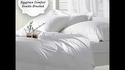 6 Piece Set: Ultra-Soft Egyptian Comfort Double-Brushed 1600 Series Sheets