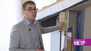 видео Комплект финского каркасного дома для сборки своими руками во Владивостоке и Приморье