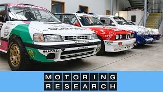 Prodrive's amazing race and rally car collection | Motoring Research