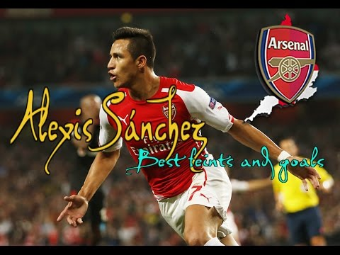 Alexis Sánchez - Best feints and goals ~Але́ксис Са́нчес~ Лучшие финты и голы