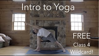 FREE! Intro to Yoga: Class 4
