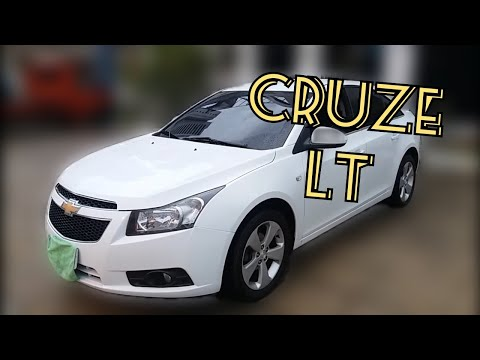 Vídeo De Um Chevrolet Cruze LT 2013 Automático