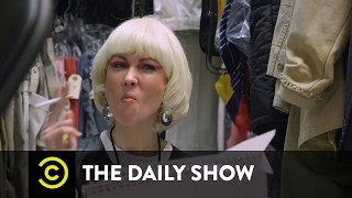 Exclusive - Politics & Fashion Collide at New York Fashion Week: The Daily Show