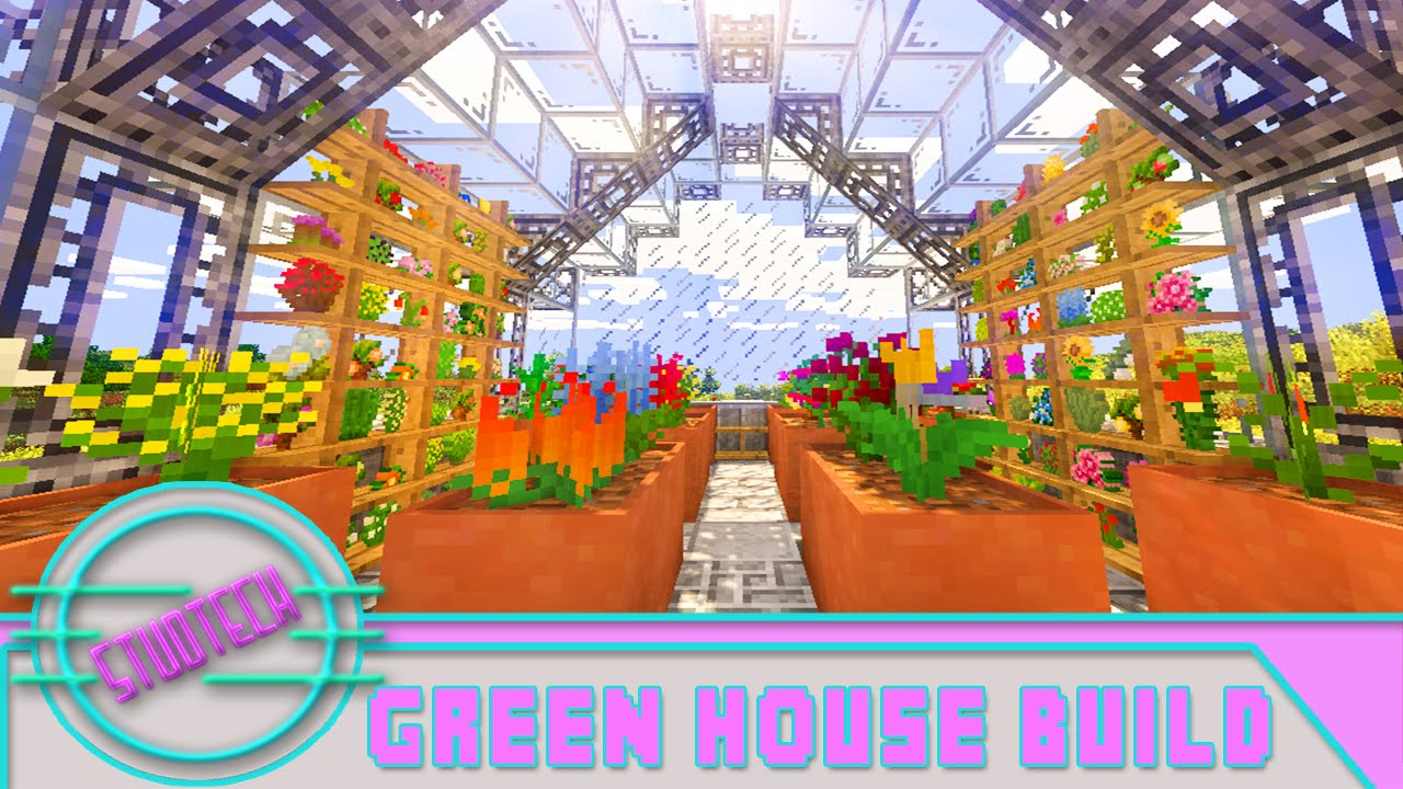 How To Build A Cool House In Survival In Minecarft