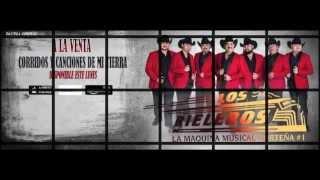 """Los Rieleros del Norte - Con Un Beso Tuyo """"2015"""" Estilo Chihuahua"""