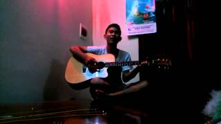 con duong vang em guitar cover by vuthong