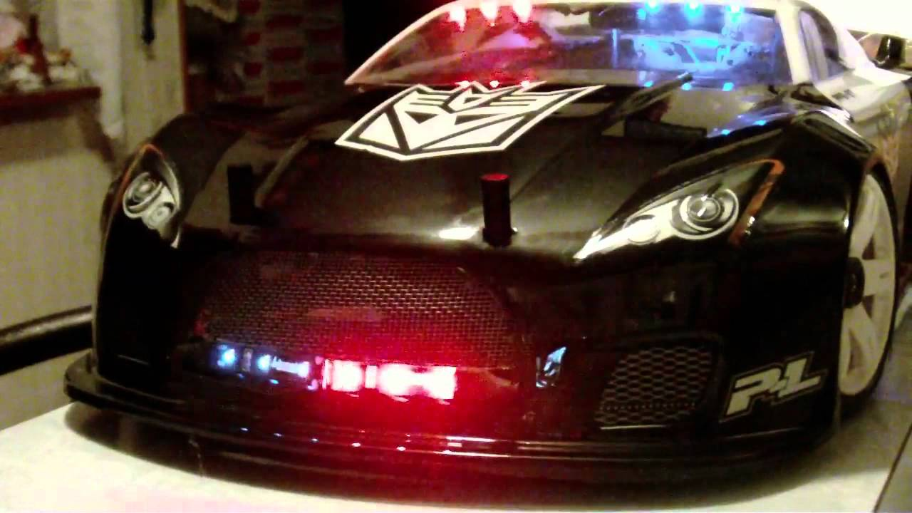 "Transformers 5 Cars >> Ofna GTP2-E ""Transformers Edition"" Decepticon Police Car w ..."