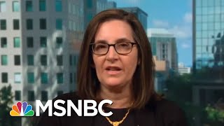 President Donald Trump Speaks Out About Robert Mueller And The Military | Velshi & Ruhle | MSNBC