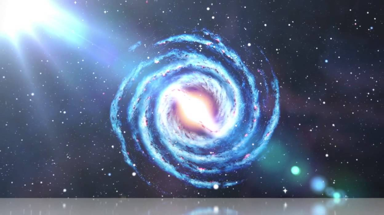 How the Milky Way formed- Hubble estimates show how our galaxy was ...