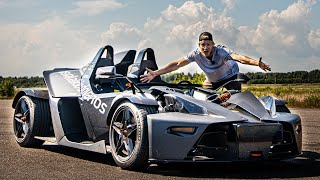Driving THIS SUPERCAR was crazy!!