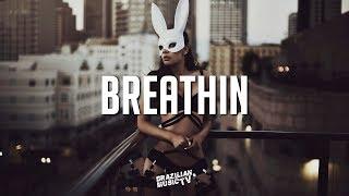 Ariana Grande - Breathin (Santtos Remix)