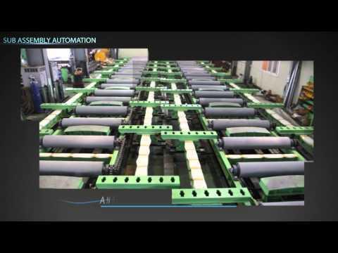 HanJoong PR Chinese / Shipyard Automation / Shipbuilding / Welding Equipment