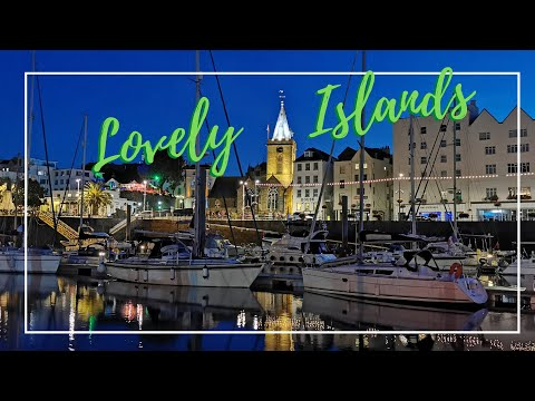 Alderney and Guernsey /Sailing to English Channel Islands S1 Ep3
