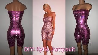 Making Kylie Jenner 21st Birthday Outfit