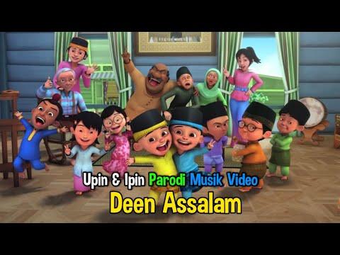 Deen Assalam - Nissa Sabyan Versi Upin & Ipin