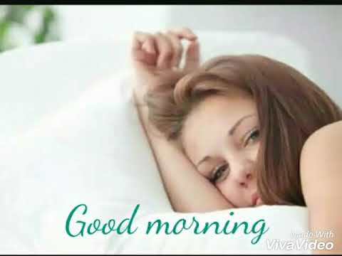 Best good morning wish| with romantic song| morning wish - YouTube