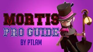 Brawl Stars | MORTIS pro guide, tips u0026 trick