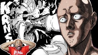 Saitama Surprises People By His INSANE POWER one punch man REACTION #2