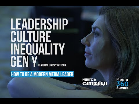 Media360Talks: How to be a modern media leader